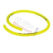 Tubo benzina 5mm giallo