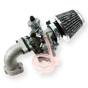 Kit carburatore 26 mm per PBR 50cc 125cc.