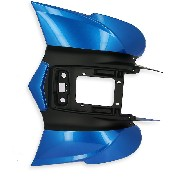 Carena posteriore per Quad Shineray 250cc ST-9E (BLU-Nero)