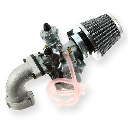 Kit carburatore 26 mm per Pit Bike 50cc 125cc.
