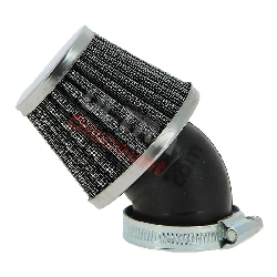 Filtro aria Racing a gomito per Quad Shineray 250cc XY250STXE, Ø:44mm