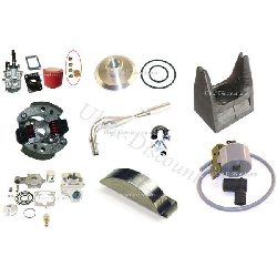 Kit performance per mini moto MTA4 ( Evolution 3)