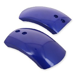 pair parafango pocket quad (Blu)